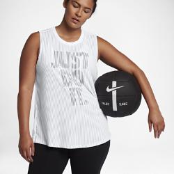 Dry Kadın Antrenman Atleti (Büyük Beden) Nike