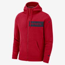 Nike (NFL Patriots). 1 Colour. (0). Nike (NFL Patriots). Men s Club Fleece  Full-Zip Hoodie e63581893