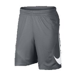 Мужские баскетбольные шорты Nike 23 смМужские баскетбольные шорты Nike 23 см из влагоотводящей ткани обеспечивают комфорт и прохладу во время игры.<br>