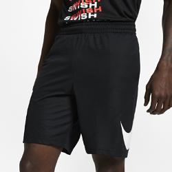 <ナイキ(NIKE)公式ストア>ナイキ メンズ 23cm バスケットボールショートパンツ 910706-010 ブラック ★30日間返品無料 / Nike+メンバー送料無料!画像