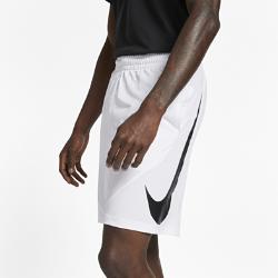 <ナイキ(NIKE)公式ストア>ナイキ メンズ 23cm バスケットボールショートパンツ 910706-100 ホワイト ★30日間返品無料 / Nike+メンバー送料無料!画像