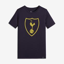 Футболка для мальчиков школьного возраста Tottenham Hotspurs FCФутболка для мальчиков школьного возраста Tottenham Hotspurs FC из мягкого хлопка обеспечивает длительный комфорт на трибунах и на улице.<br>