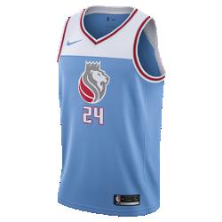 Buddy Hield City Edition Swingman Jersey (Sacramento Kings) Men's Nike NBA Connected Jersey