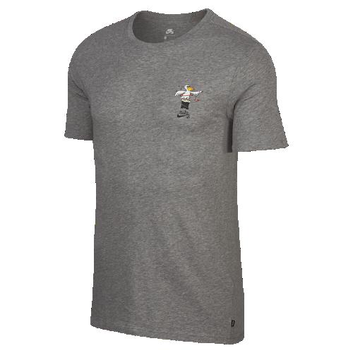 <ナイキ(NIKE)公式ストア> NEW ナイキ SB メンズ Tシャツ 912354-063 グレー 会員は送料無料