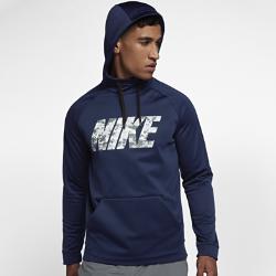 Мужская худи для тренинга Nike ThermaМужская худи для тренинга Nike Therma из мягкой термоткани обеспечивает тепло и комфорт.<br>