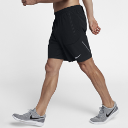 Image of Nike Shield Run Division Men's Unlined Running Shorts