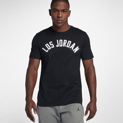 <ナイキ(NIKE)公式ストア>ジョーダン スポーツウェア Los Jordan メンズ Tシャツ 913021-010 ブラック