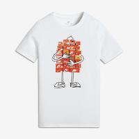 <ナイキ(NIKE)公式ストア>ナイキ スポーツウェア スニーカー スプリー ジュニア (ボーイズ) Tシャツ 913111-100 ホワイト画像