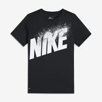 <ナイキ(NIKE)公式ストア>ナイキ Dri-FIT ジュニア (ボーイズ) Tシャツ 913113-010 ブラック画像