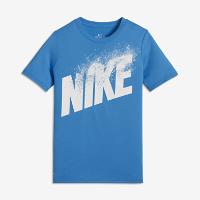 <ナイキ(NIKE)公式ストア>ナイキ Dri-FIT ジュニア (ボーイズ) Tシャツ 913113-482 ブルー画像