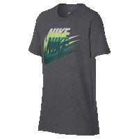 <ナイキ(NIKE)公式ストア>ナイキ スポーツウェア ジュニア (ボーイズ) Tシャツ 913186-091 グレー画像