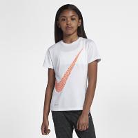 <ナイキ(NIKE)公式ストア>ナイキ Dri-FIT レジェンド ジュニア (ガールズ) Tシャツ 913199-100 ホワイト画像