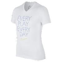 <ナイキ(NIKE)公式ストア>ナイキ Dri-FIT レジェンド ジュニア (ガールズ) Tシャツ 913201-100 ホワイト画像