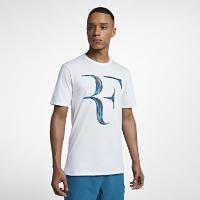 <ナイキ(NIKE)公式ストア>ナイキコート RF メンズ テニス Tシャツ 913466-100 ホワイト画像
