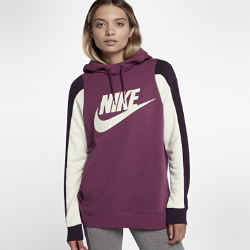 Женская худи Nike Sportswear ModernThe Nike Sportswear Modern Womens Hoodie features soft French terry fabric and an adjustable hood for all-day comfort and optimal coverage.<br>
