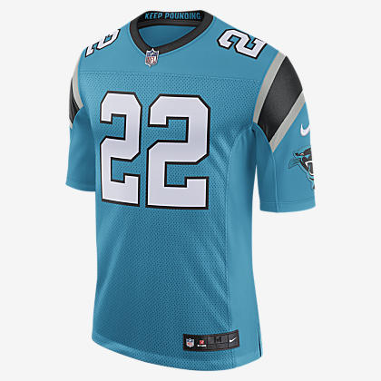 NFL Carolina Panthers Vapor Untouchable (Christian McCaffrey ...