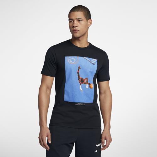 <ナイキ(NIKE)公式ストア>ジョーダン スポーツウェア メンズ Tシャツ 915934-010 ブラック