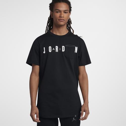 <ナイキ(NIKE)公式ストア>ジョーダン スポーツウェア メンズ Tシャツ 915937-010 ブラック