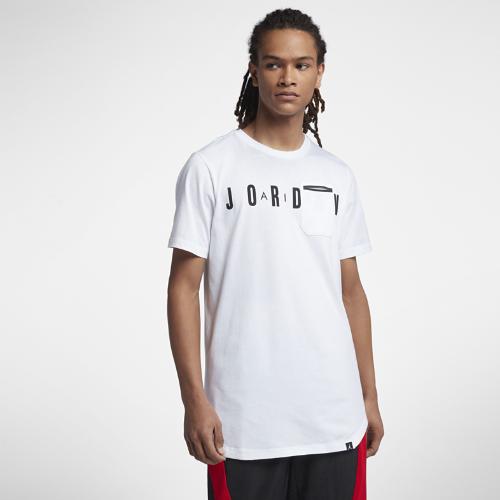 <ナイキ(NIKE)公式ストア>ジョーダン スポーツウェア メンズ Tシャツ 915937-100 ホワイト