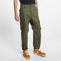 Мужские брюки Nike SB FlexМужские брюки Nike SB Flex из эластичной ткани Nike Flex не сковывают движений при катании.<br>
