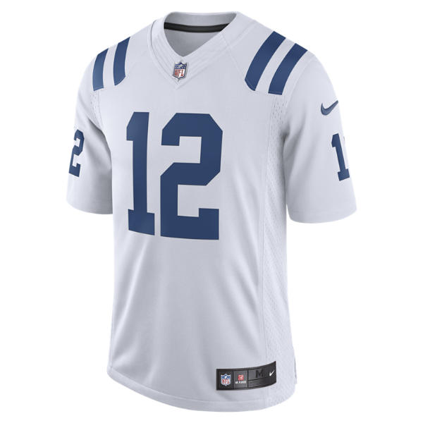 f06d9b7e1d6 Nike NFL Indianapolis Colts Limited (Andrew Luck) Men's Football Jersey  Size 2XL (White