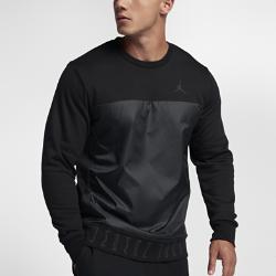 Мужской свитшот Jordan Sportswear AJ 11 HybridМужской свитшот Jordan Sportswear AJ 11 Hybrid из флиса обеспечивает комфорт на весь день.<br>