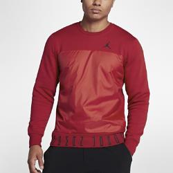 Мужской свитшот Jordan Sportswear AJ 11 HybridМужской свитшот Jordan Sportswear AJ 11 Hybrid из мягкого флиса френч терри с обратным начесом обеспечивает комфорт на весь день.<br>