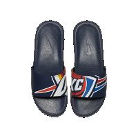 <ナイキ(NIKE)公式ストア> ナイキ ベナッシ NBA メンズスライド 917551-405 ブルー画像