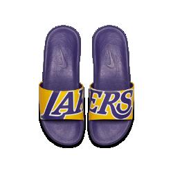 <ナイキ(NIKE)公式ストア>ナイキ ベナッシ NBA メンズスライド 917551-700 イエロー 30日間返品無料 / Nike+メンバー送料無料画像