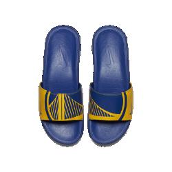 <ナイキ(NIKE)公式ストア>ナイキ ベナッシ NBA メンズスライド 917551-701 イエロー 30日間返品無料 / Nike+メンバー送料無料画像