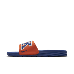 <ナイキ(NIKE)公式ストア>ナイキ ベナッシ NBA メンズスライド 917551-800 オレンジ 30日間返品無料 / Nike+メンバー送料無料画像