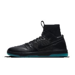 Мужская обувь для скейтбординга Nike SB Dunk High EliteМужская обувь для скейтбординга Nike SB Dunk High Elite с материалом Flyknit в области голеностопа для безупречной посадки объединяет классический стиль и современные технологии для максимальных результатов. Оригинальный силуэт был усовершенствован для создания более гибкой модели Dunk.  Непревзойденная амортизация  Увеличенная вставка Nike Zoom в области пятки обеспечивает легкость и защиту от ударных нагрузок при приземлении для комфорта каждый день, при выполнении любого трюка.  Безупречная фиксация  Классический высокий бортик Dunk High выполнен из легкого и эластичного материала Flyknit для поддержки, фиксации и комфорта в области голеностопа.  Превосходное сцепление  Тонкая резиновая подметка с разработанным для скейтбординга рисунком проектора в стиле Dunk обеспечивает невероятное сцепление для более уверенного выполнения трюков.<br>