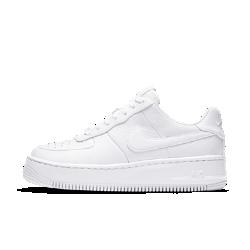 Женские кроссовки Nike Air Force 1 UpstepЖенские кроссовки Nike Air Force 1 Upstep выводят оригинальный силуэт на новый уровень благодаря слегка увеличенной платформе.<br>