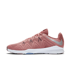 Женские кроссовки для тренинга Nike Air Zoom Condition Chrome BlushЖенские кроссовки для тренинга Nike Air Zoom Condition Chrome Blush со вставками Zoom Air и нитями Flywire обеспечивают мгновенную амортизацию и надежную фиксацию стопы.<br>