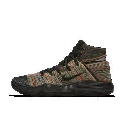 Баскетбольные кроссовки Nike React Hyperdunk 2017 FlyknitБаскетбольные кроссовки Nike React Hyperdunk 2017 Flyknit получили самую инновационную систему амортизации для баскетбола: сверхупругий пеноматериал Nike React поможет играть дольше, добиваясь максимальных результатов.  Упругая амортизация  Ультралегкий и прочный пеноматериал Nike React создает мягкую и упругую амортизацию для комфорта на протяжении всей игры.  Направленная поддержка  Дышащий материал Flyknit создает зоны вентиляции, эластичности и поддержки там, где это необходимо, повторяя форму стопы для комфорта и легкости. Нити Flywire интегрированы в систему шнуровки для дополнительной поддержки.<br>