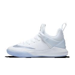 Женские баскетбольные кроссовки Nike Zoom ShiftЖенские баскетбольные кроссовки Nike Zoom Shift со вставкой Zoom Air в передней части стопы и внешним задником обеспечивают амортизацию, превосходную стабилизацию и поддержку голеностопа.<br>