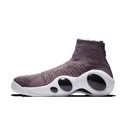 Мужские кроссовки Nike Flight BonafideМужские кроссовки Nike Flight Bonafide, вдохновленные классической баскетбольной моделью, обеспечивают комфорт благодаря эластичной ткани Flyknit и ультралегкой системе амортизации.<br>