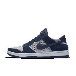 Мужские кроссовки Nike Dunk Low FlyknitМужские кроссовки Nike Dunk Low Flyknit — усовершенствованная версия культовой модели 80-х годов с легким прилегающим верхом из материала Flyknit для легкости, гибкости и комфорта.<br>