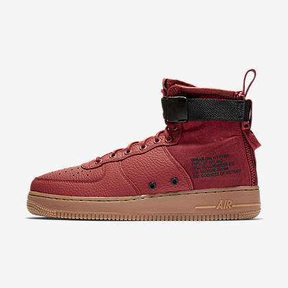 new product 162fd 6fb71 Nike SF Air Force 1 Mid