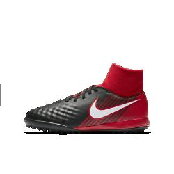 Футбольные бутсы для игры на искусственном газоне для школьников Nike Jr. MagistaX Onda II Dynamic FitФутбольные бутсы для игры на искусственном газоне для школьников Nike Jr. MagistaX Onda II Dynamic Fit помогут перевести игру на синтетических покрытиях на новый уровень благодаря непревзойденному касанию и максимальному сцеплению.<br>