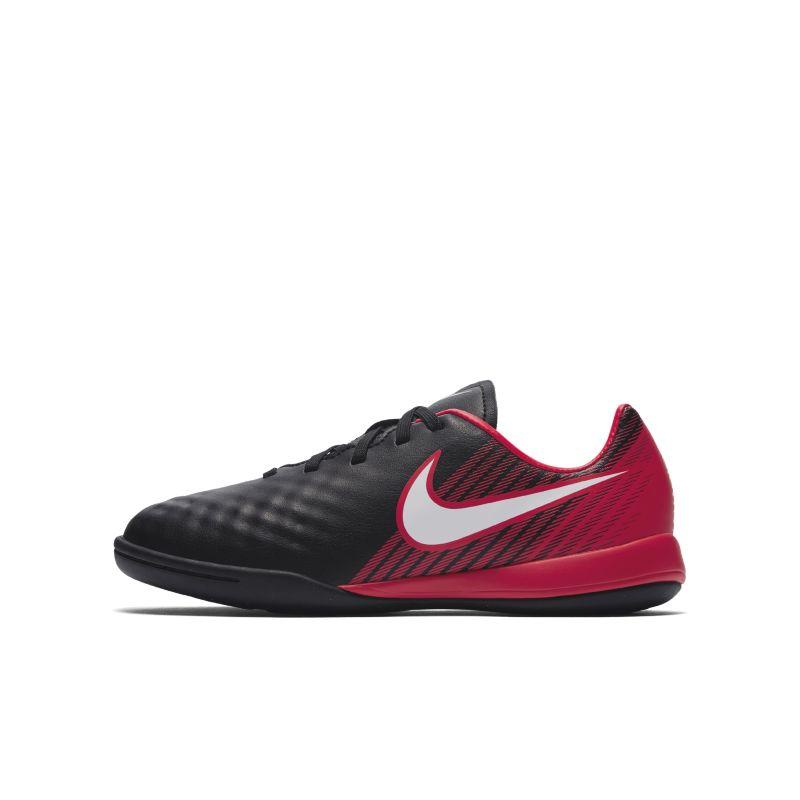 Nike Jr. MagistaX Onda II Older Kids'Indoor/Court Football Shoe - Red Image