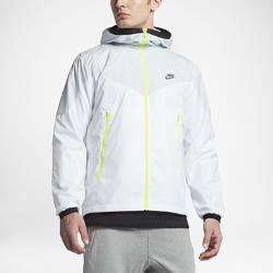 Мужская куртка Nike Sportswear WindrunnerМужская куртка Nike Sportswear Windrunner компактно складывается в карман в нижней части спины для удобной переноски при изменении погоды.&amp;#160;<br>