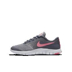 Беговые кроссовки для школьников Nike Flex ContactБеговые кроссовки для школьников Nike Flex Contact с мягкой и легкой амортизирующей подошвой из пеноматериала обеспечивают полную свободу движений.<br>