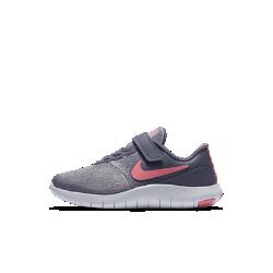 Кроссовки для дошкольников Nike Flex ContactКроссовки для дошкольников Nike Flex Contact с мягкой и легкой амортизирующей подошвой из пеноматериала обеспечивают полную свободу движений на весь день.<br>