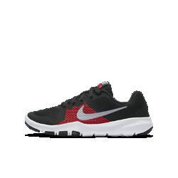 Кроссовки для тренинга для дошкольников/школьников Nike Flex TR ControlКроссовки для тренинга для дошкольников/школьников Nike Flex TR Control с легким верхом из эластичных материалов обеспечивают оптимальную поддержку и свободу движений.<br>