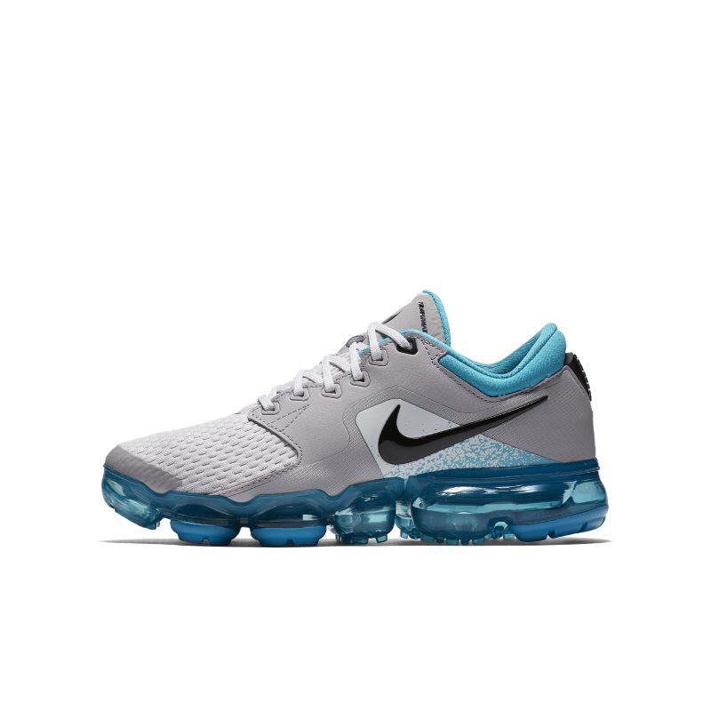 0f707cab7903 Nike Air VaporMax Older Kids Running Shoe - Grey Image