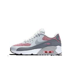 Кроссовки для школьников Nike Air Max 90 Ultra 2.0 SEКроссовки Nike Air Max 90 Ultra 2.0 SE объединяют черты спортивного и уличного стиля — динамичный силуэт и яркие цвета, — обеспечивая легкость и гибкость для естественных движений стопы.<br>