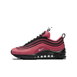 Кроссовки для школьников Nike Air Max 97 Ultra17Кроссовки для школьников Nike Air Max 97 Ultra17,вдохновленные скоростью и обтекаемой формой высокоскоростного поезда, обеспечивают комфорт на каждый день благодаря легкой конструкции и мгновенной амортизации.<br>