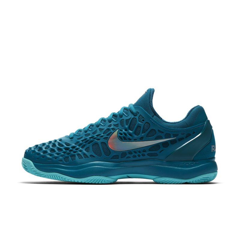 c752d00e2c3cb Nike Zoom Cage 3 Clay Men s Tennis Shoe - Blue Image