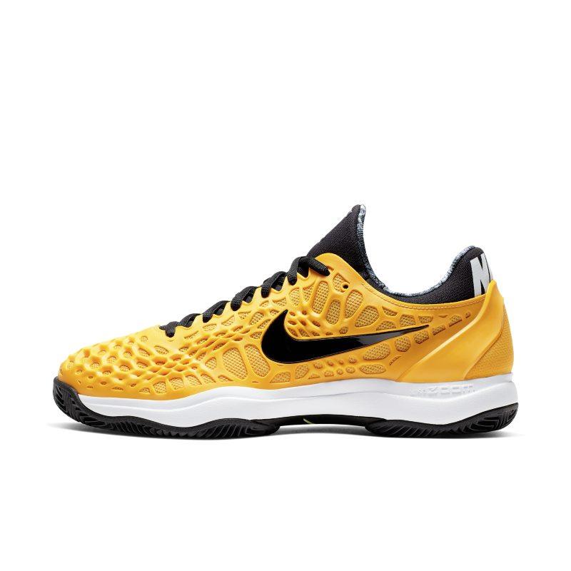 NikeCourt Zoom Cage 3 Zapatillas de tenis para tierra batida - Hombre - Oro